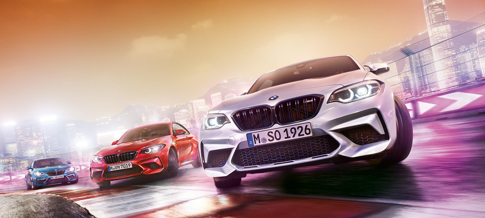 Bmw M Series >> Yeni Bmw M2 Competition Bir Spor Otomobilden Daha Fazlasi Bmw Turkiye